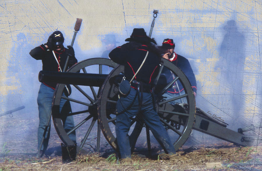 Battle Of Franklin - 1 Photograph