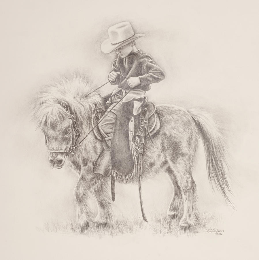 Battle Of Wills Drawing  - Battle Of Wills Fine Art Print