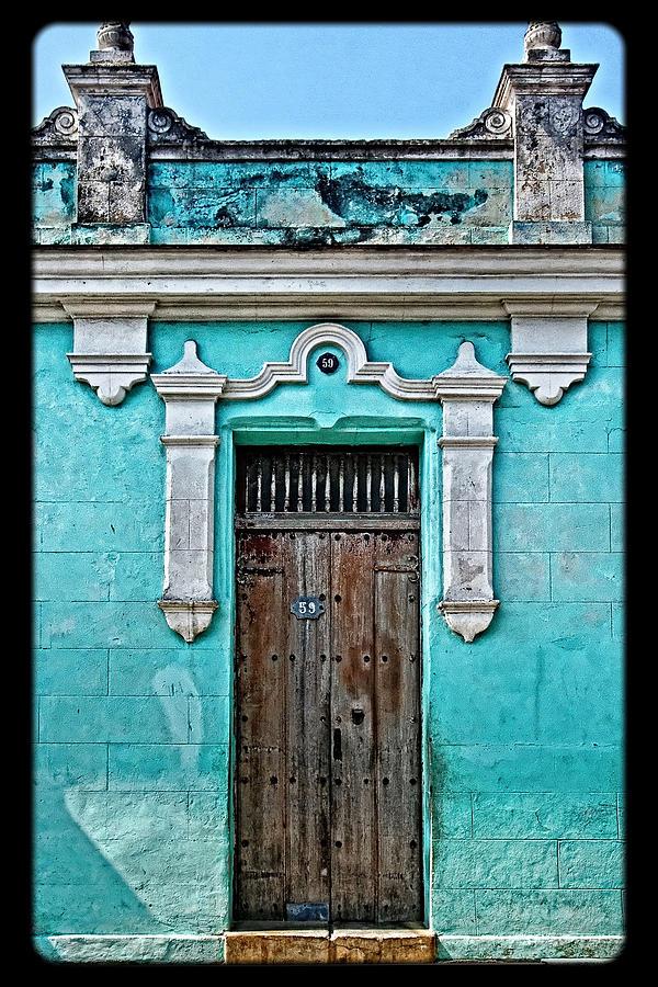 Bayamo Blue Photograph