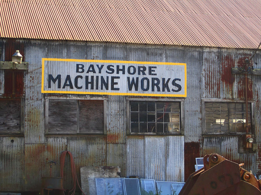Bayshore Machine Works  Photograph