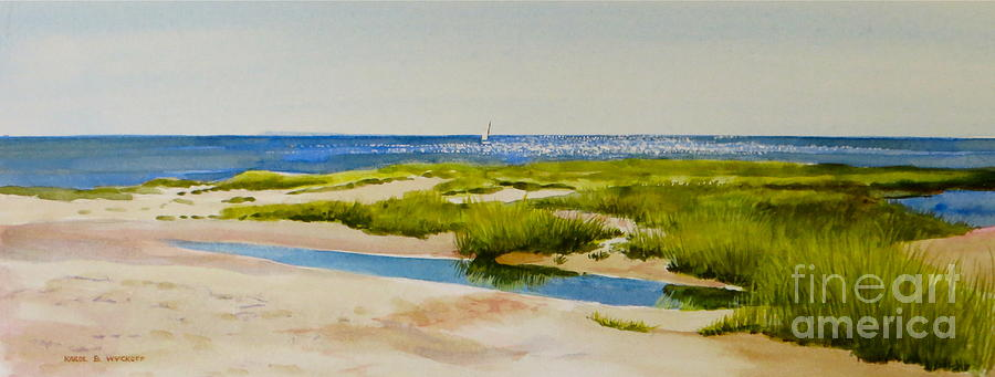 Bayside Painting