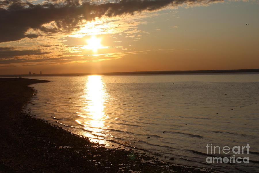 Bayville Sunset Photograph  - Bayville Sunset Fine Art Print