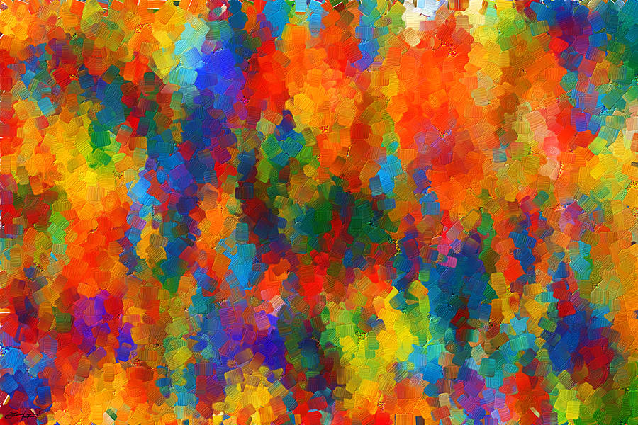 Be Bold Painting