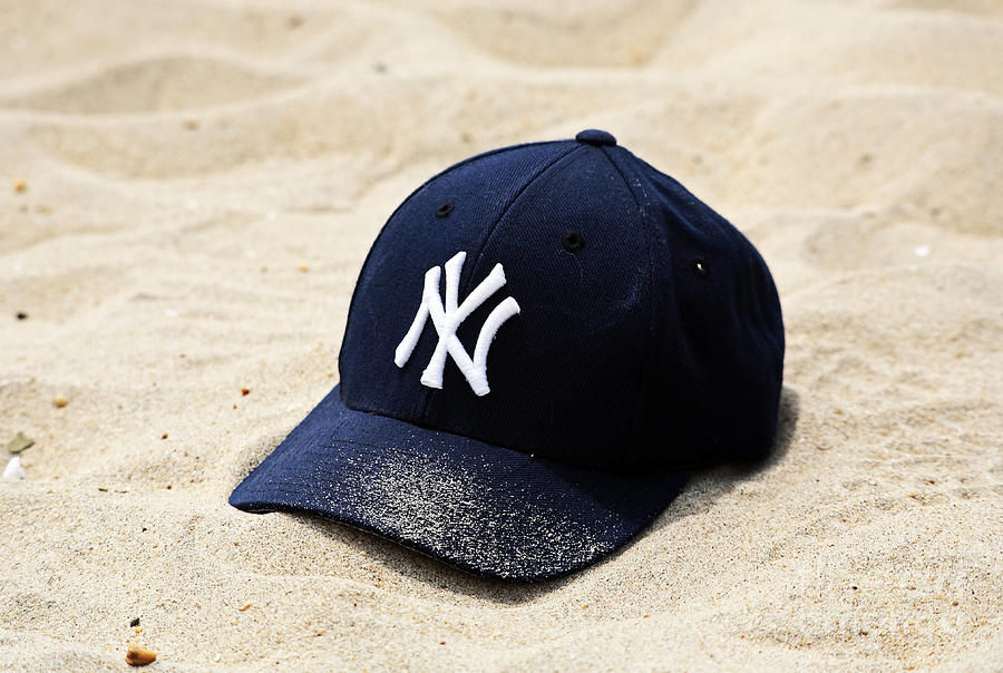 Beach Cap Photograph  - Beach Cap Fine Art Print