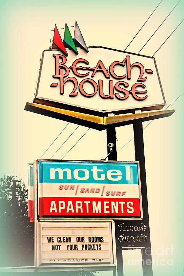 Beach-house Photograph