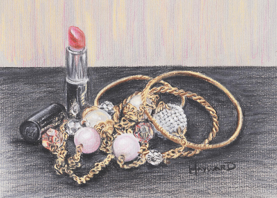 Beads And Bangles Drawing