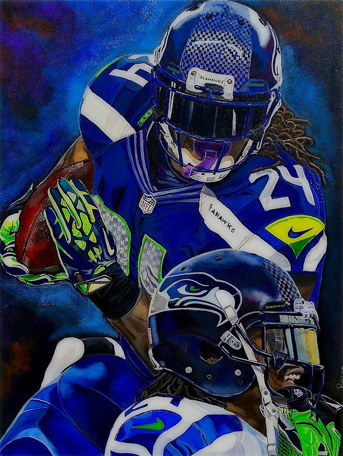 Beast Mode Painting