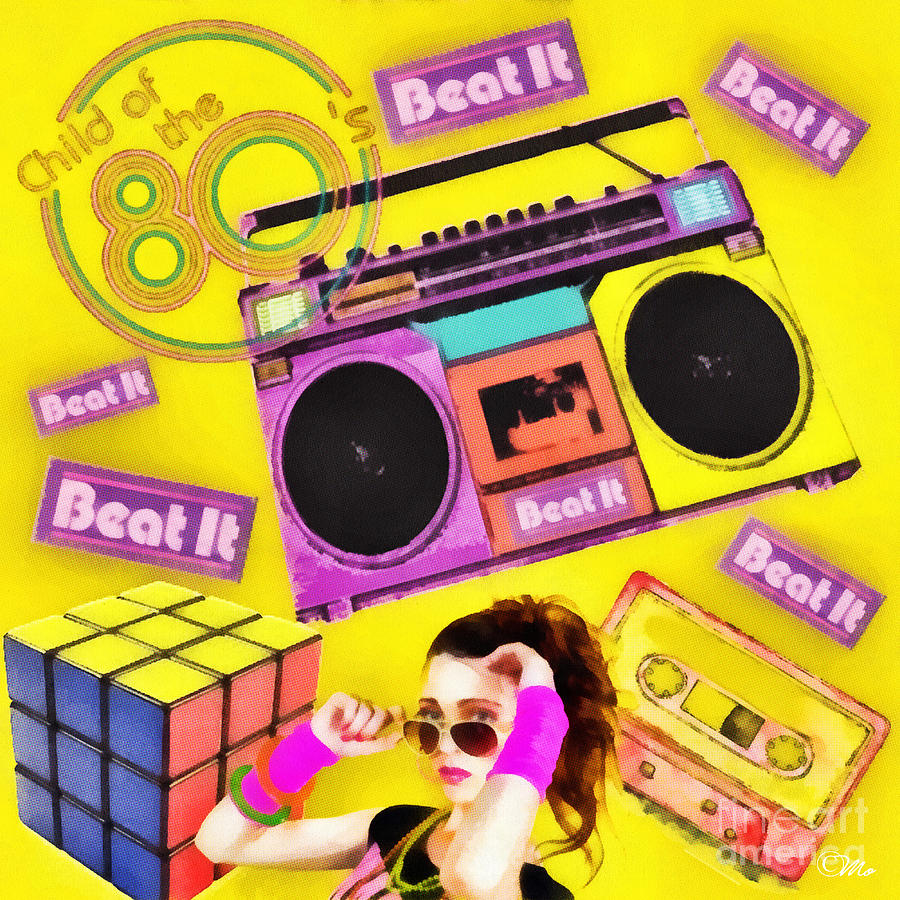 Beat It Digital Art