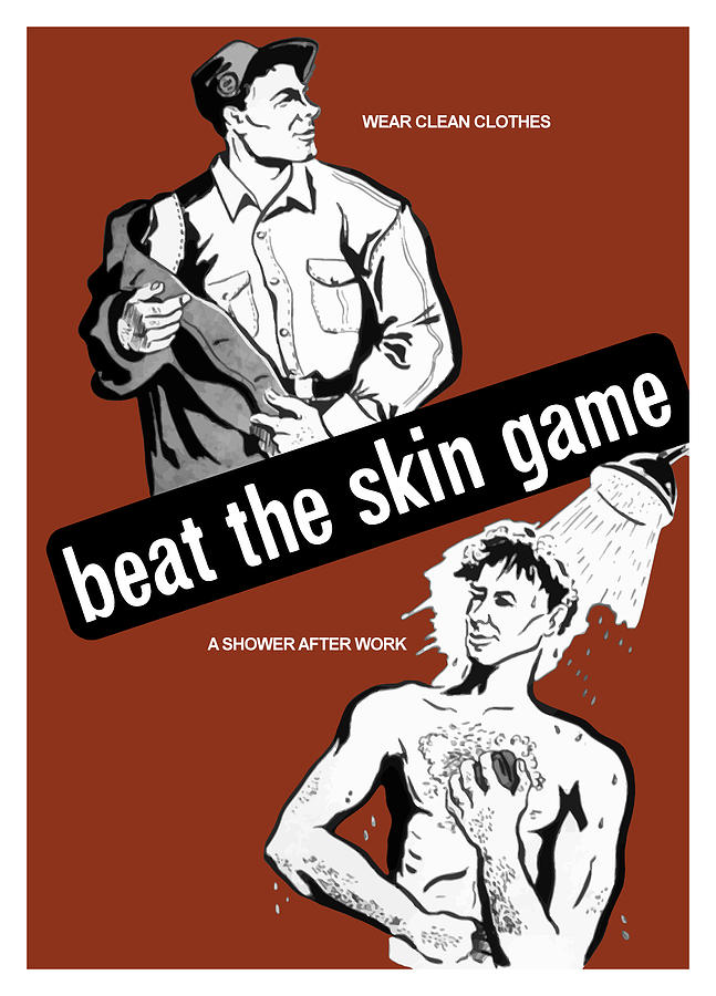 Beat The Skin Game Painting  - Beat The Skin Game Fine Art Print