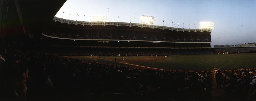Marvin Newman Photograph - Yankee Stadium by Retro Images Archive