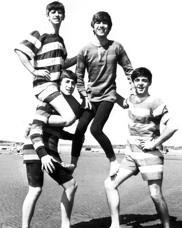 Beatle Beach Photograph