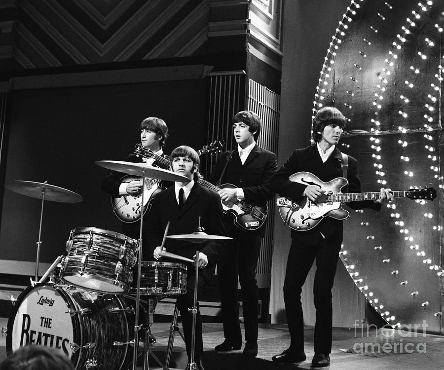 Beatles 1966  20x24 Size Photograph  - Beatles 1966  20x24 Size Fine Art Print