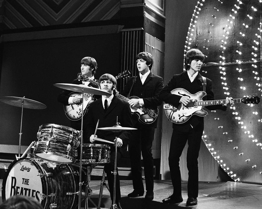 Beatles Photograph - Beatles 1966 by Chris Walter