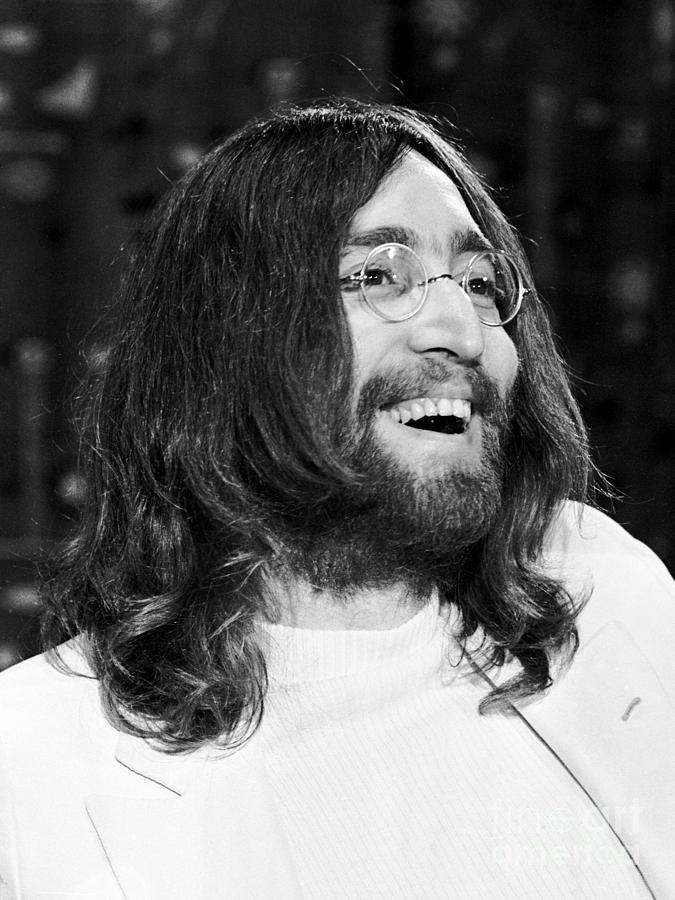 Beatles John Lennon 1969 Photograph