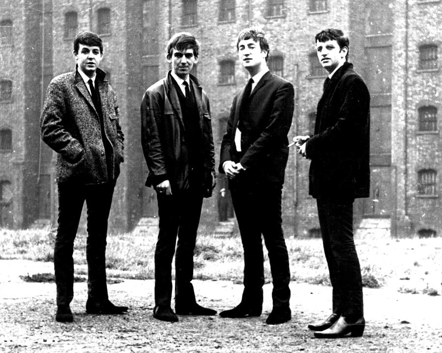 Beatles Photograph - The Beatles by Retro Images Archive