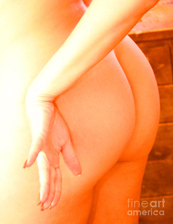 Beautiful Buttocks Photograph  - Beautiful Buttocks Fine Art Print