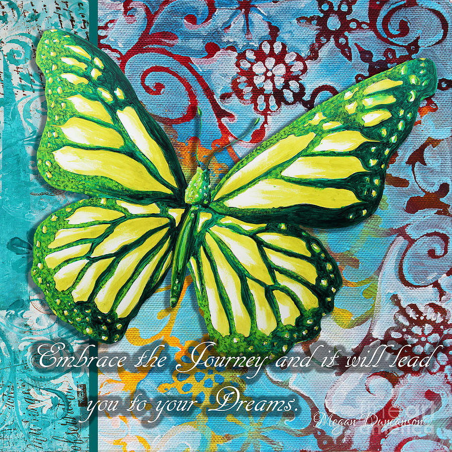 Beautiful inspirational butterfly flowers decorative art for Beautiful painting designs