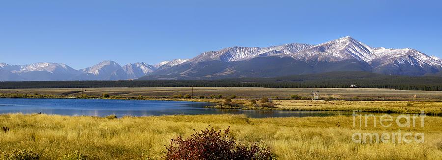 Beautiful Panoramic Landscapes Photograph