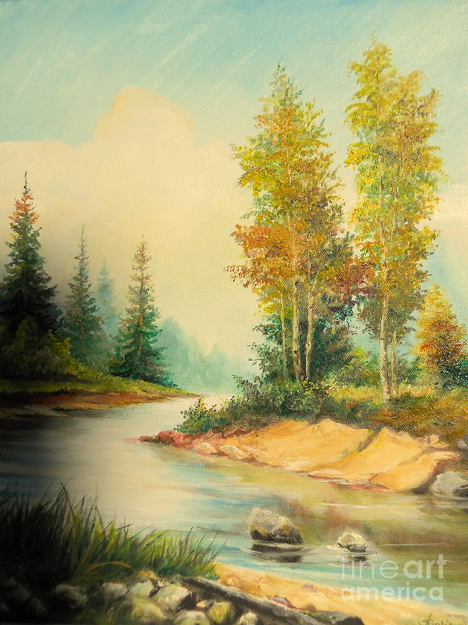 Beautiful Wild  Painting
