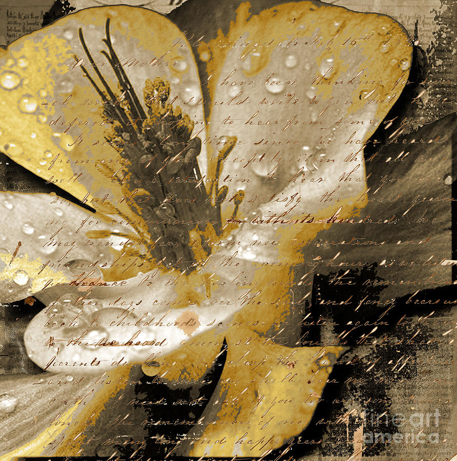 Beautiful Mixed Media  - Beautiful Fine Art Print