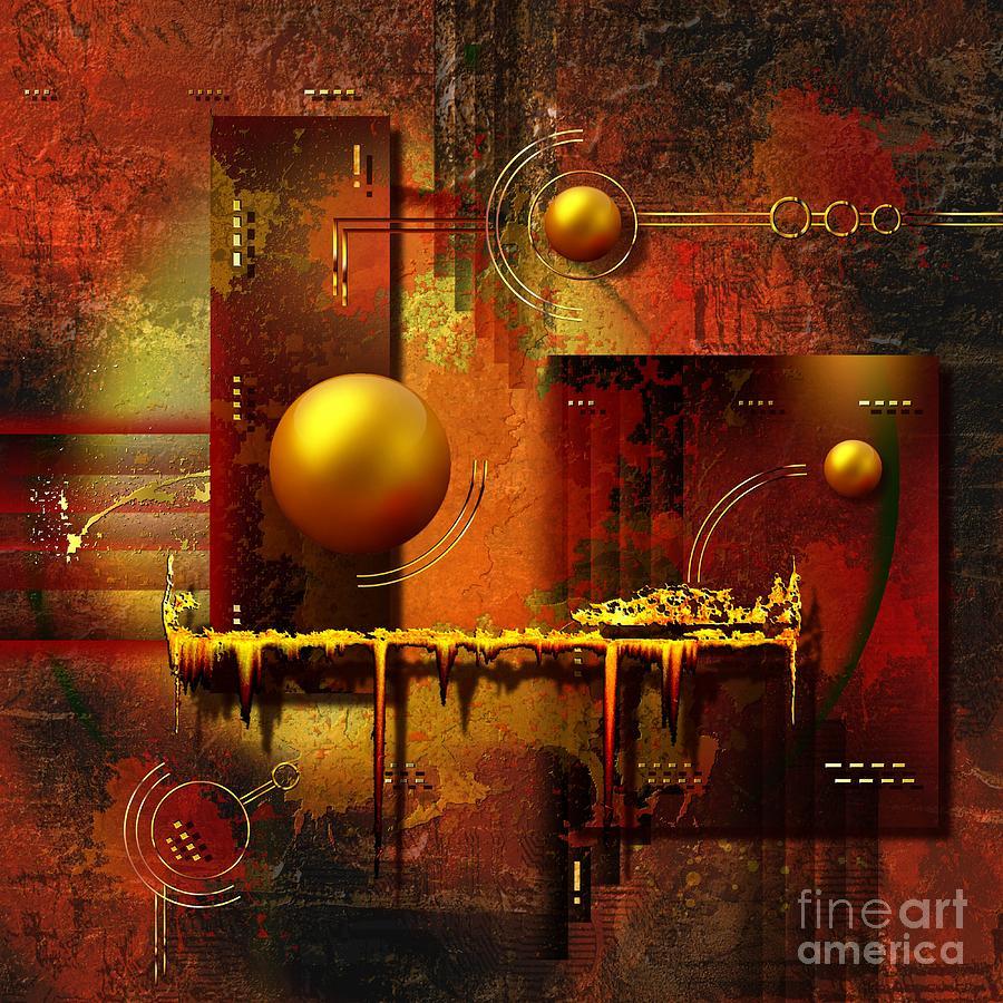 Art Digital Art - Beauty Of An Illusion by Franziskus Pfleghart