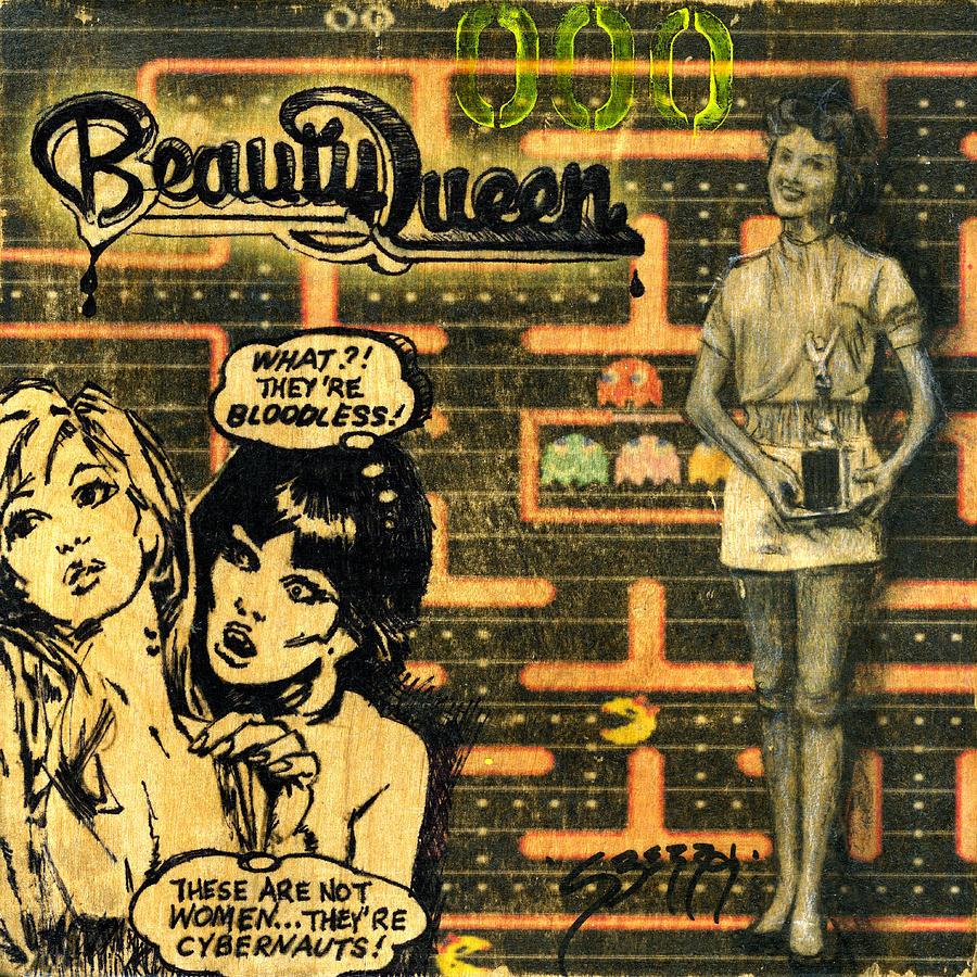 Beauty Queen Painting