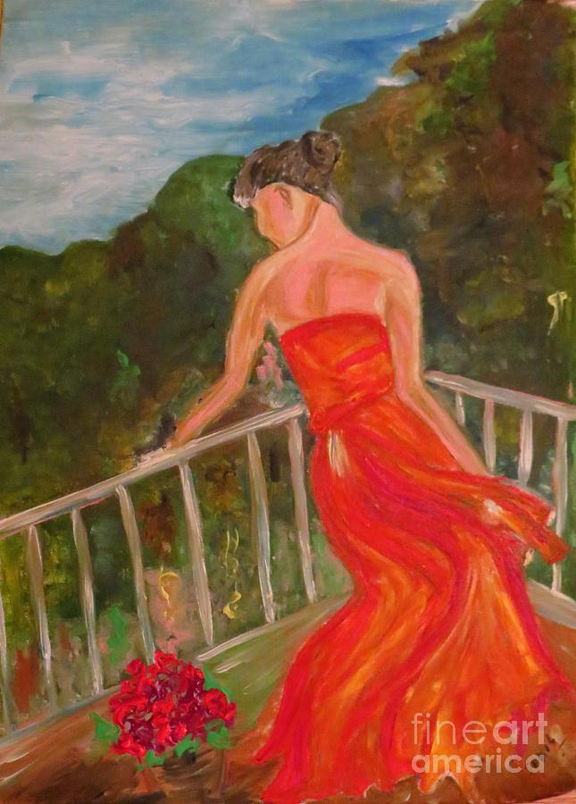 Painting - Beauty by Sonali Singh