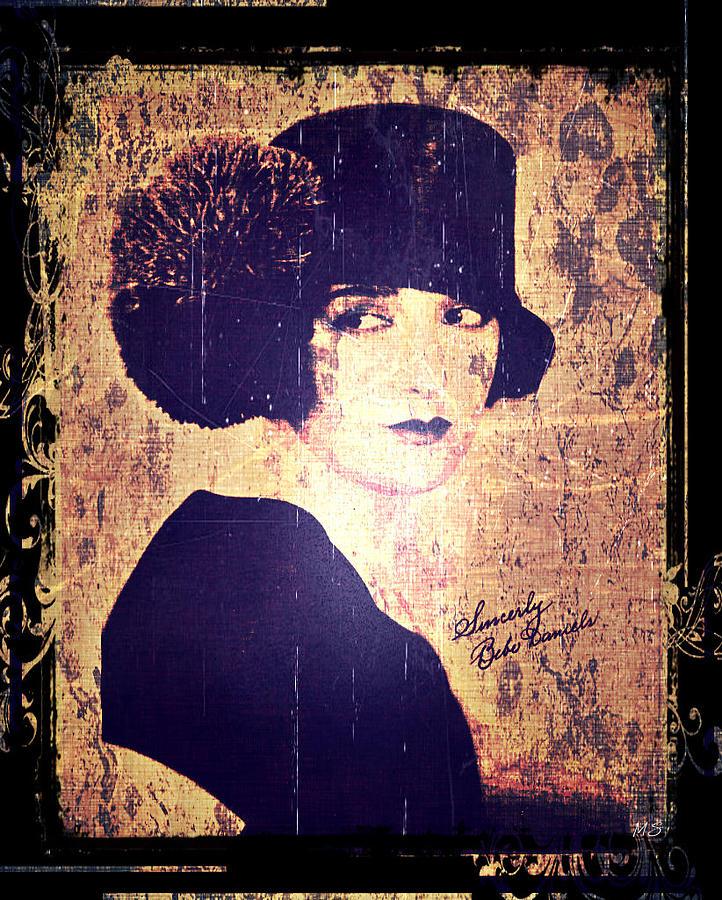 Bebe Daniels - 1920s Actress Photograph