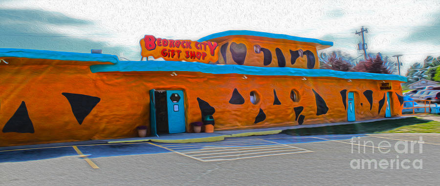 Bedrock City - Gift Shop Photograph
