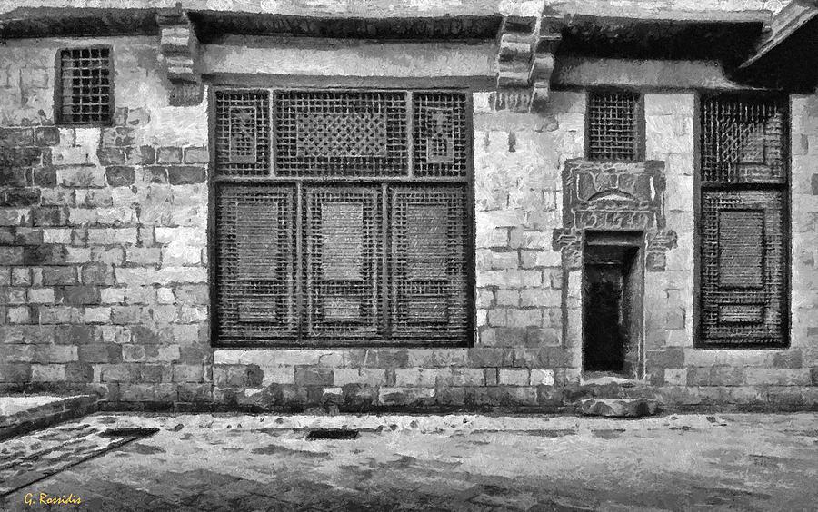 Beit El Harrawi II Painting