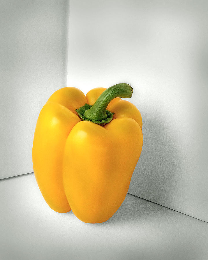 Bell Pepper Photograph  - Bell Pepper Fine Art Print