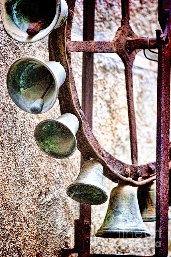 Bells In Sicily Photograph  - Bells In Sicily Fine Art Print