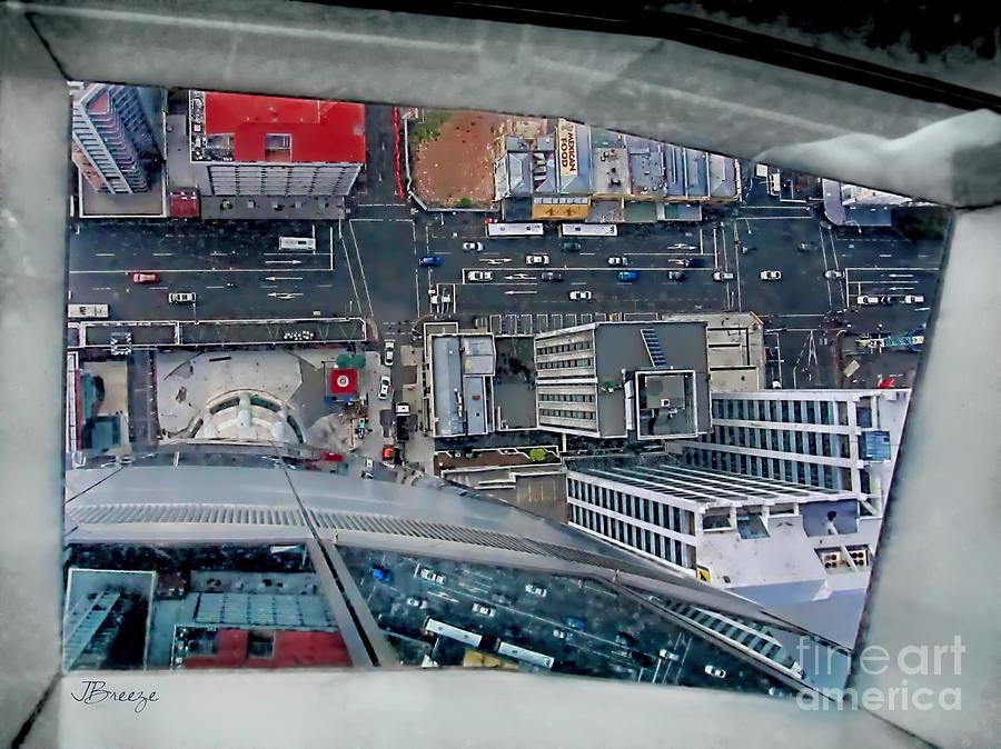 Below Skyline Photograph