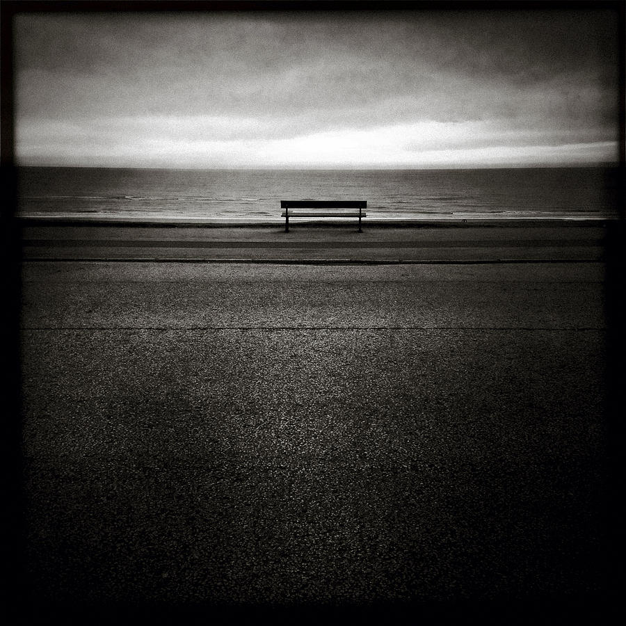 Bench Photograph  - Bench Fine Art Print