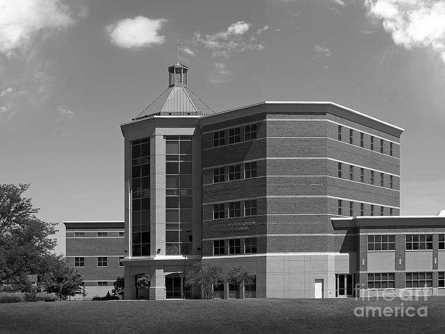Benedictine University Kindlon Hall Photograph  - Benedictine University Kindlon Hall Fine Art Print