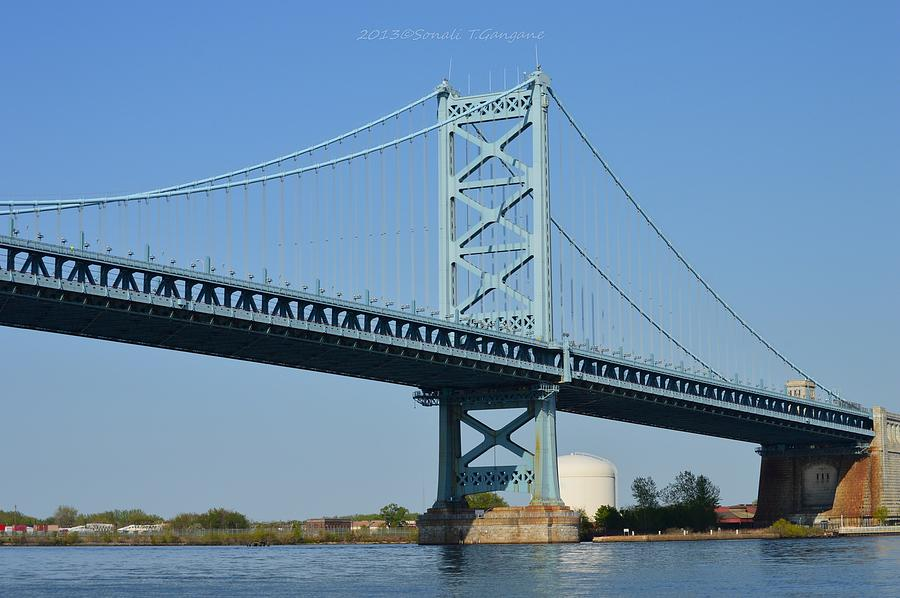 Benjamin Franklin Bridge Photograph  - Benjamin Franklin Bridge Fine Art Print