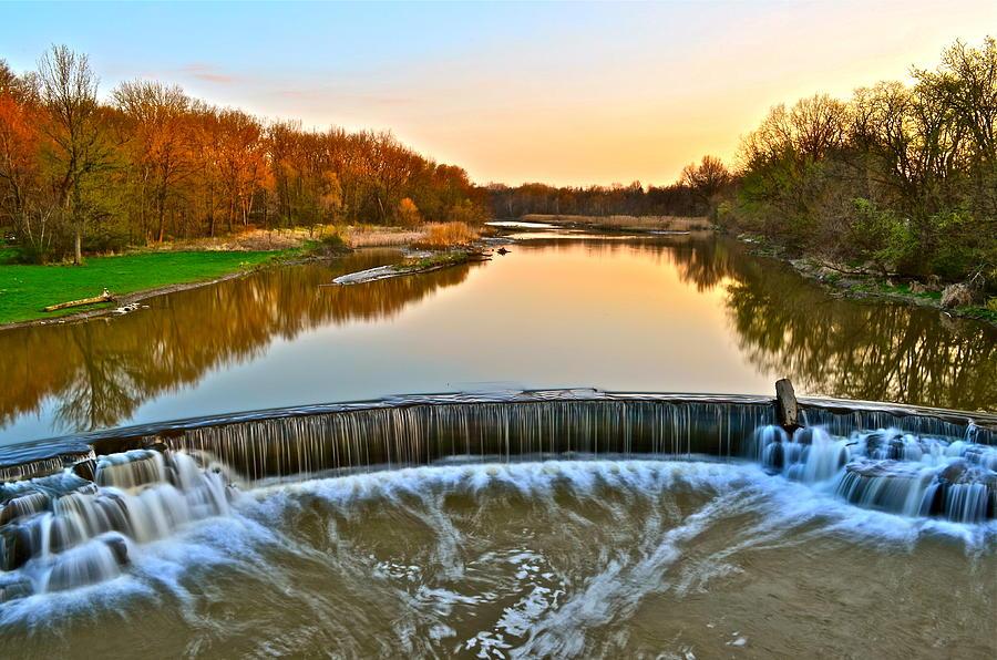 Berea Falls Photograph