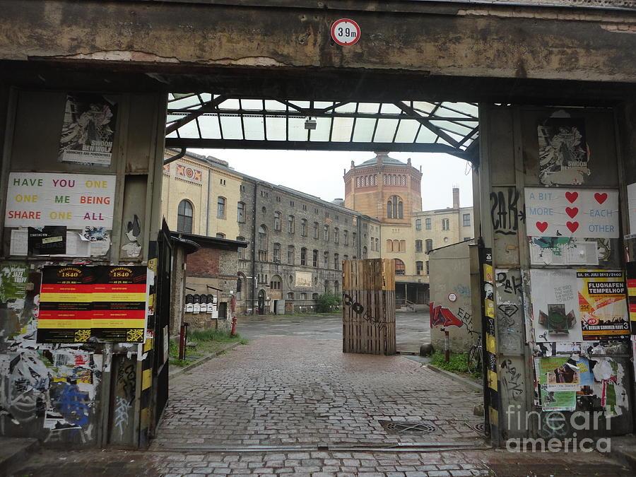 Berlin Architecture No.02 Photograph