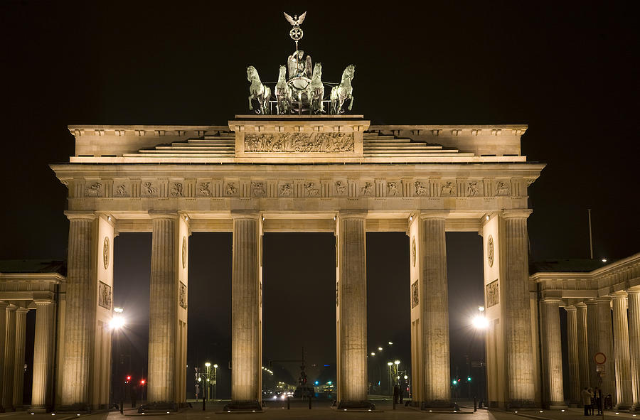 Berlin Brandenburg Gate Photograph  - Berlin Brandenburg Gate Fine Art Print