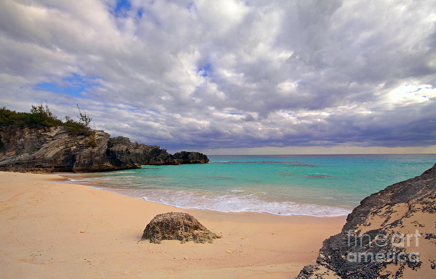 Bermuda Secret Beach Photograph