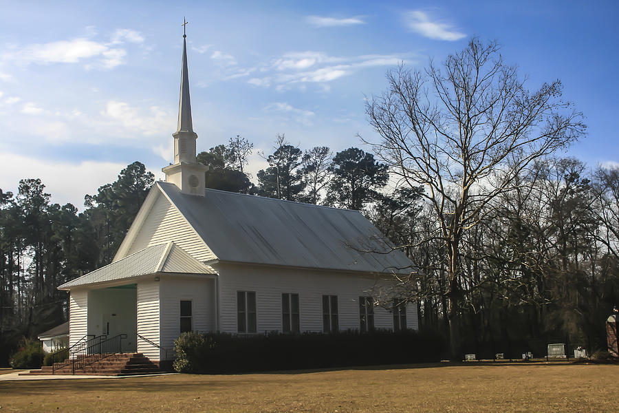 Bethel United Methodist Church Photograph  - Bethel United Methodist Church Fine Art Print