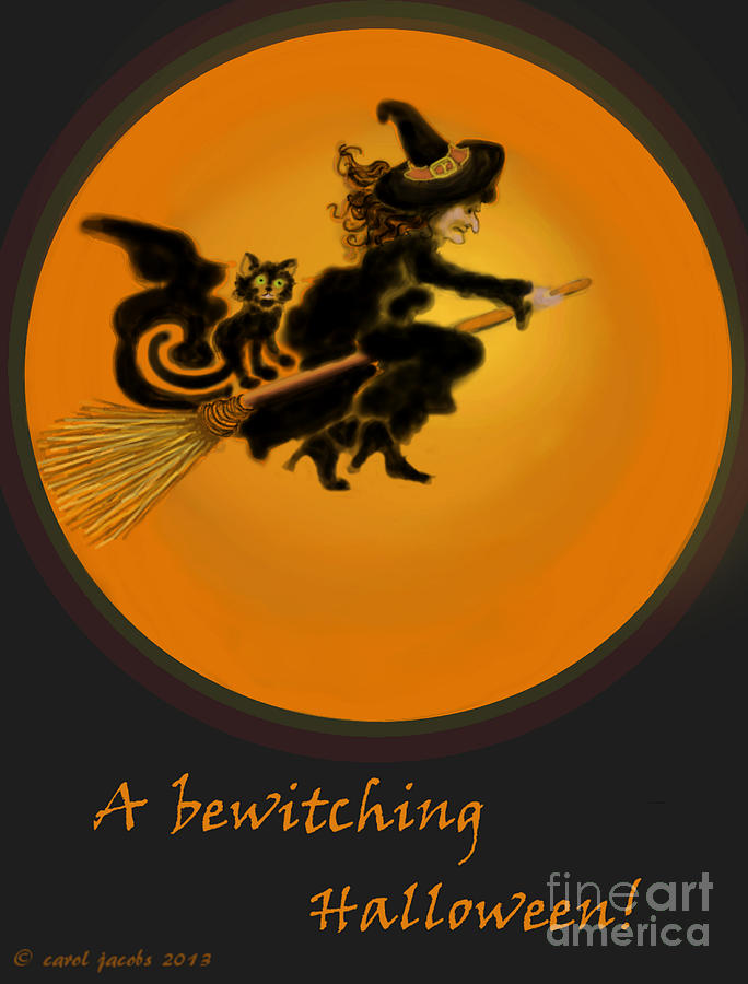 Betwitched Painting