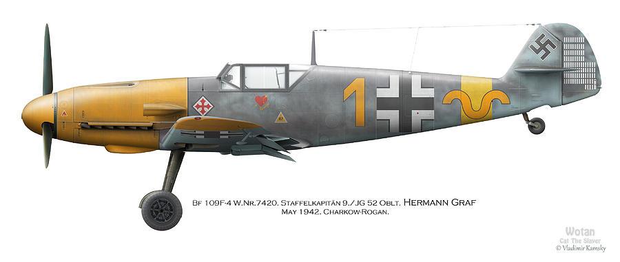 bf-109f-4-wnr7420-staffelkapitan-9-jg-52