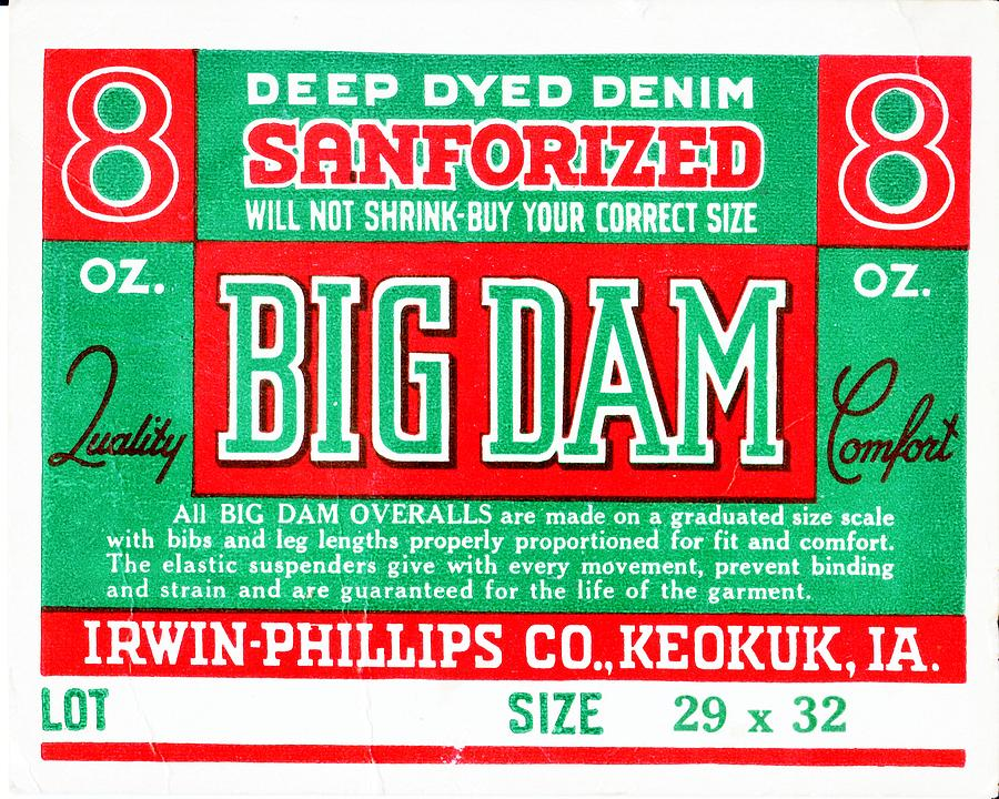 Big Dam Quality Photograph