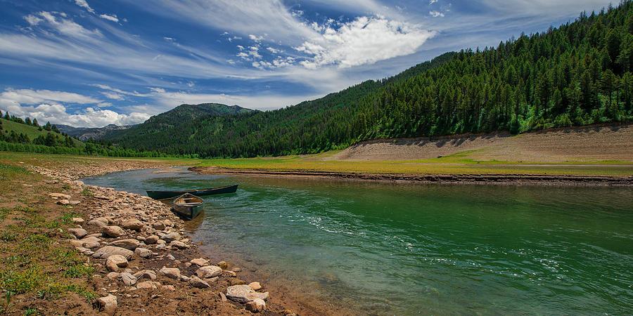 Big Elk Creek Photograph