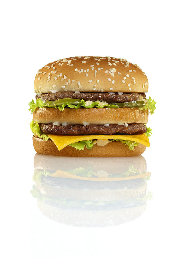 Big Mac Photograph