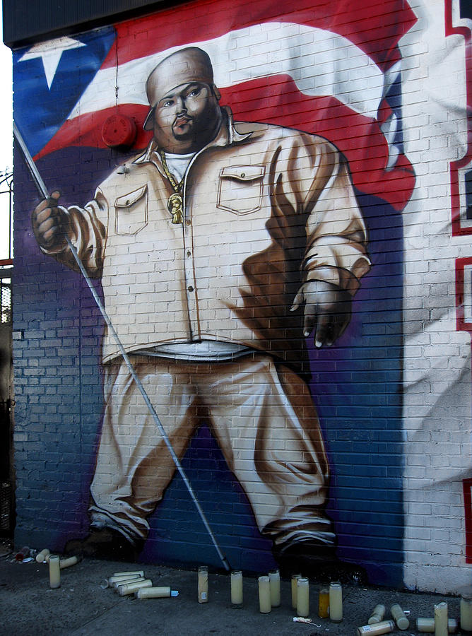 Big Pun Photograph