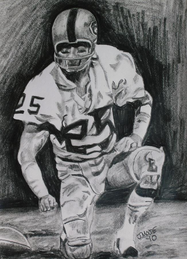 Biletnikoff Drawing