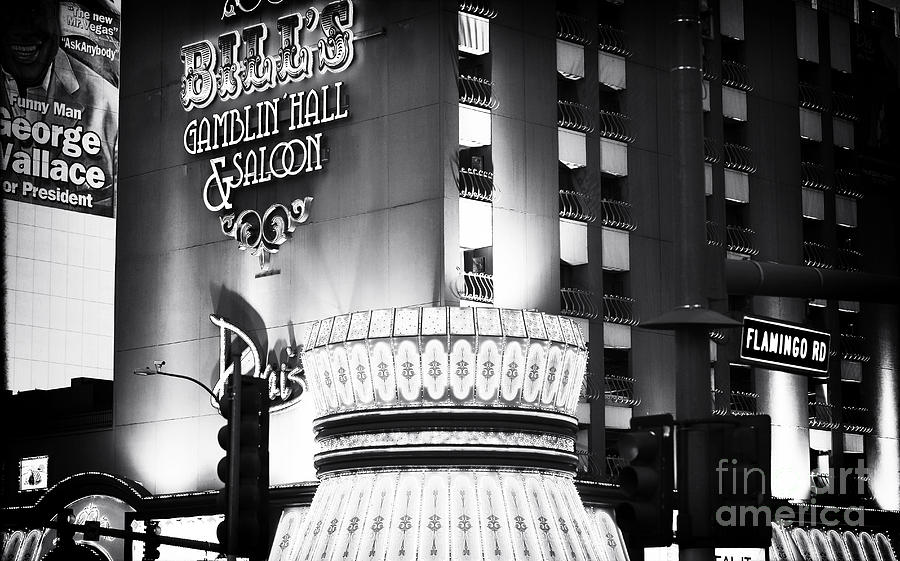 Bills Gamblin Hall Photograph