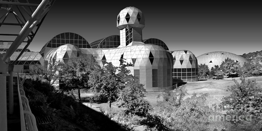 Biosphere 2 Photograph